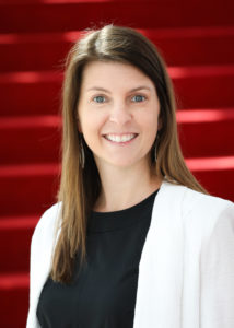 Rachel Traversari, Senior Director of Marketing at DPAC