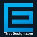 TheeDesign Studio logo